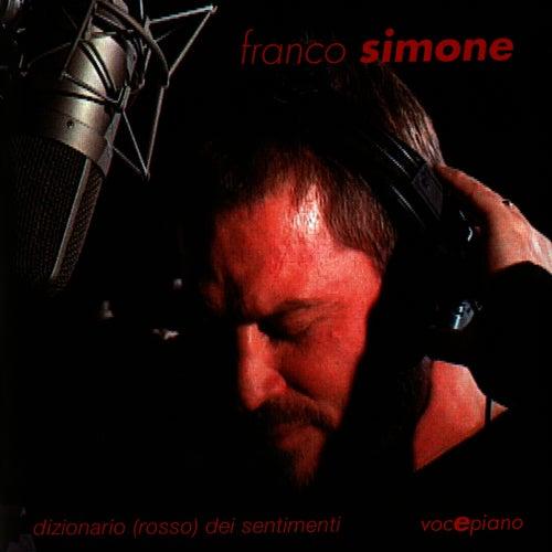 FRANCO SIMONE VOCEPIANO-DIZIONARIO (ROSSO) DEI SENTIMENTI de Franco Simone