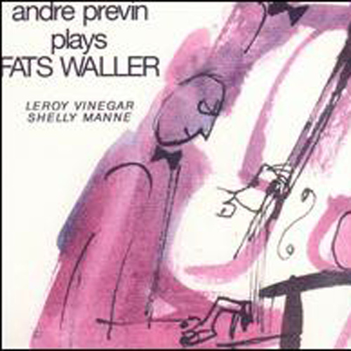 Andre Previn Plays Fats Waller by Andre Previn