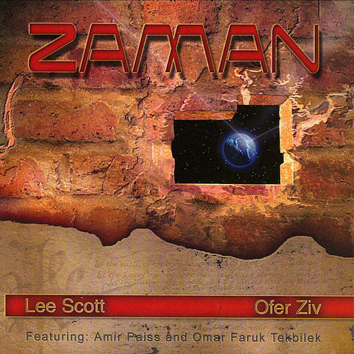 Zaman by Lee Scott