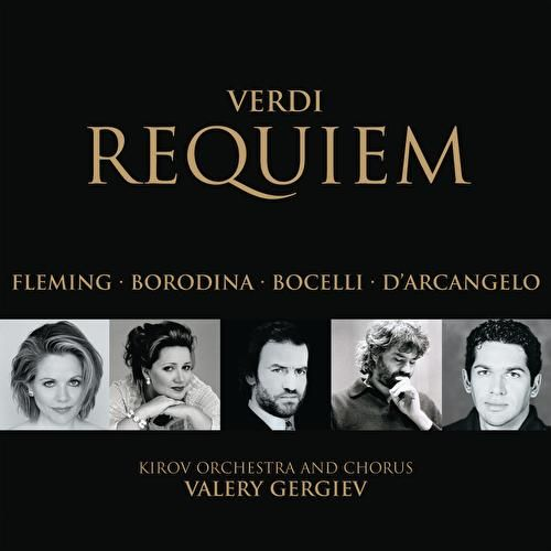 XXVerdi: Messa da Requiem by Renée Fleming
