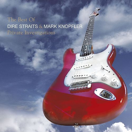 The Best Of - Private Investigations by Dire Straits