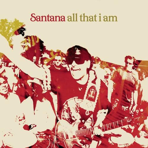 All That I Am... Live From New York de Santana