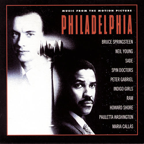 PHILADELPHIA -  Music From The Motion Picture de Original Motion Picture Soundtrack