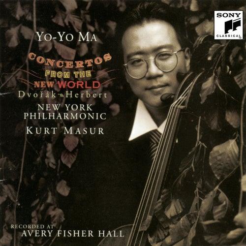 Dvorák: Cello Concerto, Op. 104; Herbert: Cello Concerto No. 2 in E minor, Op. 30 by Yo-Yo Ma