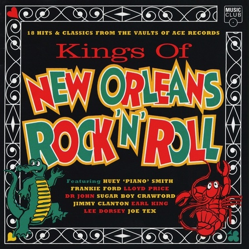 Kings of New Orleans Rock 'N' Roll by Various Artists