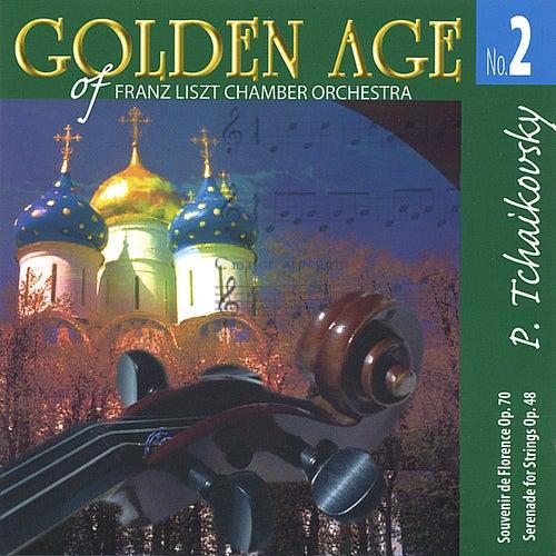 Golden Age No. 2 / Tchaikovsky von Emanuel Ax; Franz Liszt Chamber Orchestra