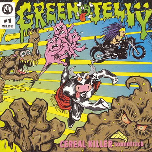 Cereal Killer Soundtrack de Green Jelly