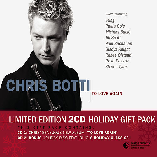 To Love Again - Holiday Gift Pack by Chris Botti