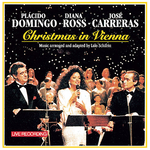 Christmas in Vienna by Plácido Domingo
