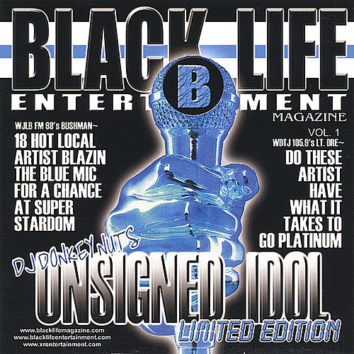 Unsigned Idol(compilation) by Various Artists