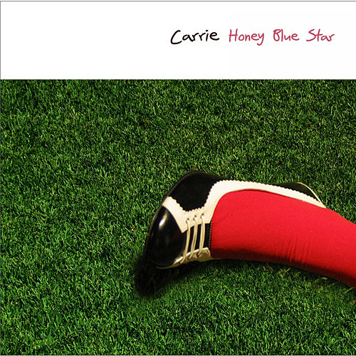 Honey Blue Star by Carrie