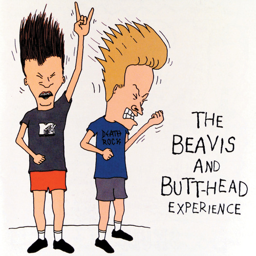 The Beavis And Butt-Head Experience by Various Artists