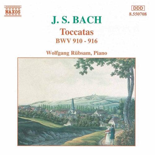 Bach, J.S.: Toccatas, Bwv 910-916 de Johann Sebastian Bach
