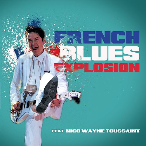 French Blues Explosion de French Blues Explosion