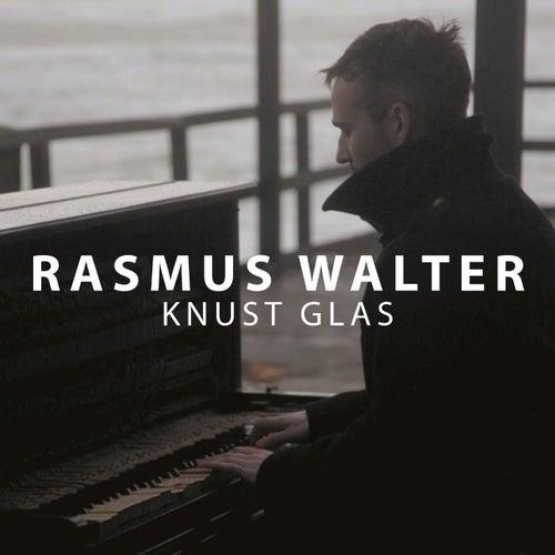 Knust Glas von Rasmus Walter