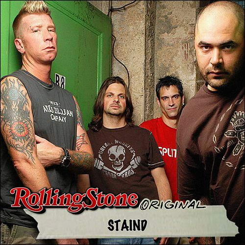 Rolling Stone Original EP by Staind