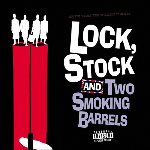 Music From The Motion Picture Lock, Stock And Two Smoking Barrels di Various Artists