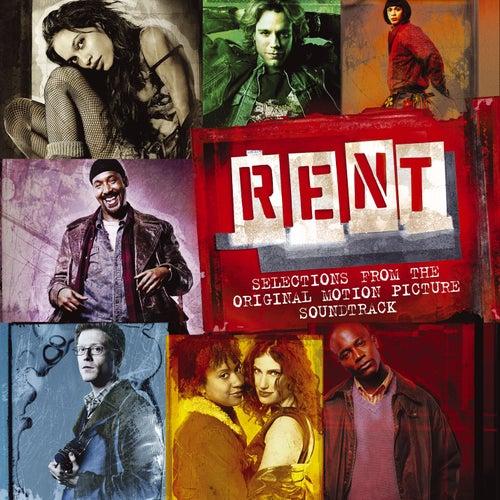 RENT - Selections From The Original Motion Picture Soundtrack de Jonathan Larson