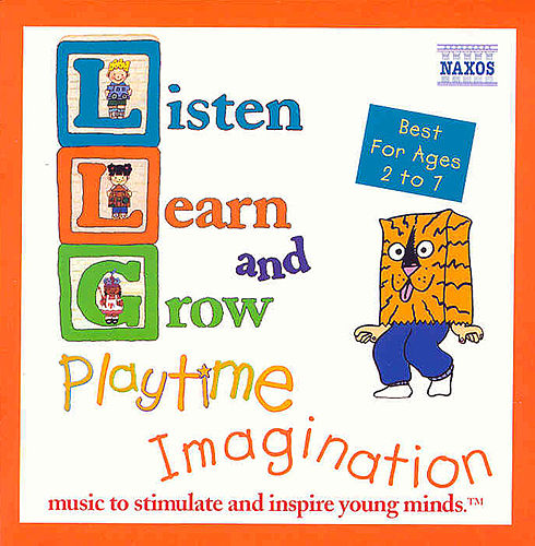 Listen, Learn, and Grow: Playtime Imagination de Various Artists