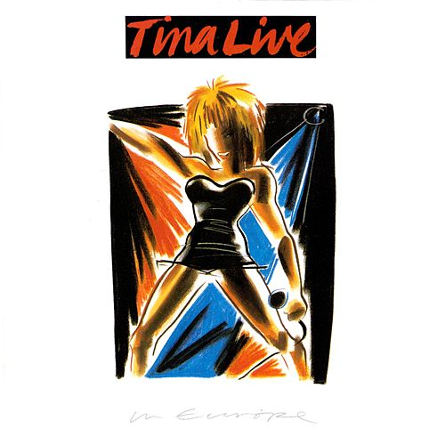 Tina Live in Europe von Tina Turner
