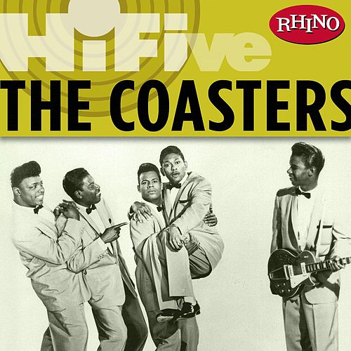 Rhino Hi-Five: The Coasters van The Coasters