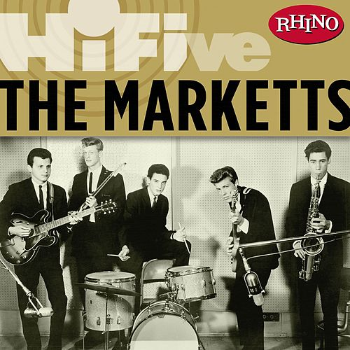Rhino Hi-Five: The Marketts by The Marketts