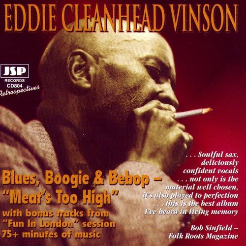 Blues, Boogie And Bebop by Eddie