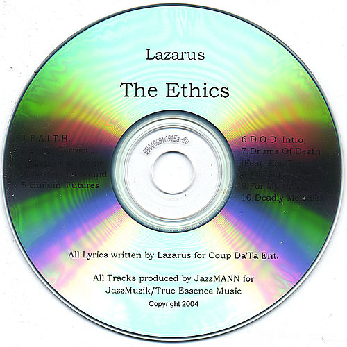 THE ETHICS by Lazarus