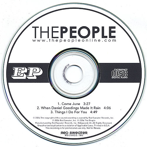 Volume One by People