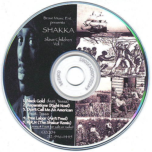 SLAVE CHILDREN VOL. 1 de Shakka
