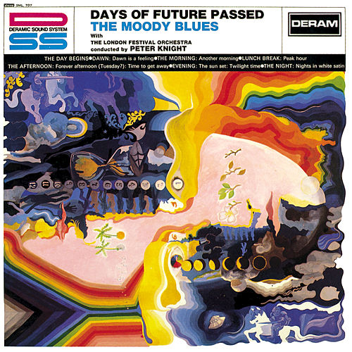 Days Of Future Passed by The Moody Blues