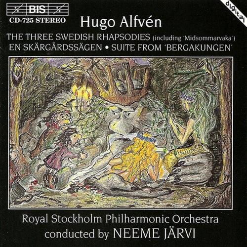 Three Swedish Rhapsodies by Hugo Alfven