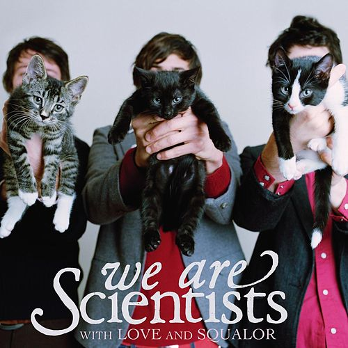 With Love And Squalor de We Are Scientists