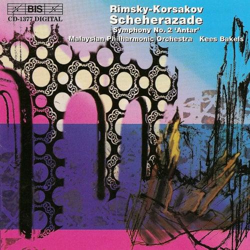 Scheherazade/Symphony No. 2 von Nikolai Rimsky-Korsakov