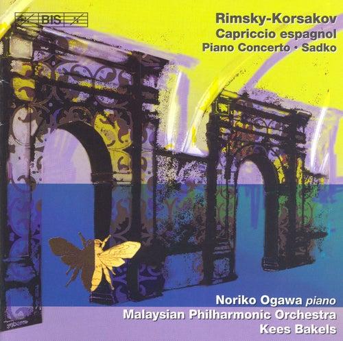 Capriccio Espagnol, Op. 34 / Piano Concerto, Op. 30 / Sadko, Op. 5 von Nikolai Rimsky-Korsakov