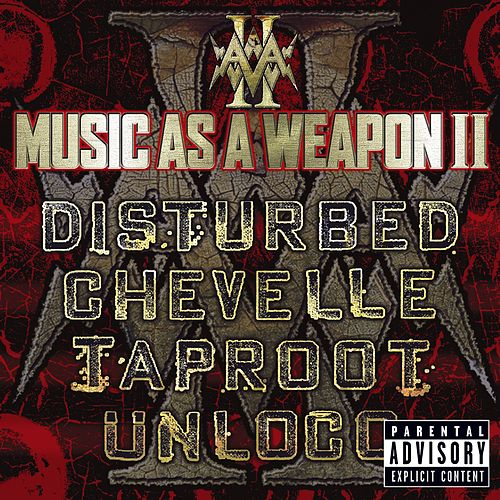 Music As A Weapon II by Disturbed