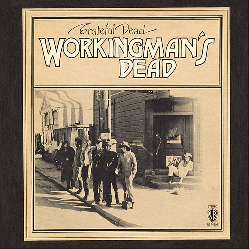 Workingman's Dead by Grateful Dead
