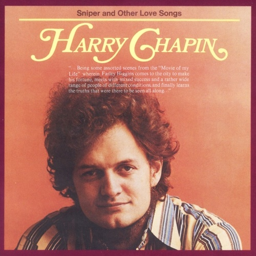 Sniper & Other Love Songs van Harry Chapin