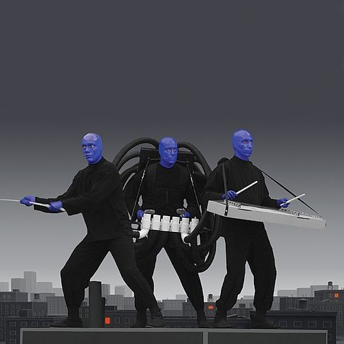 I Feel Love de Blue Man Group