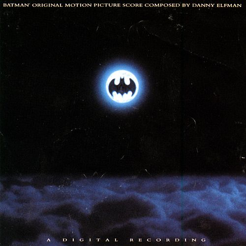 Batman: Original Motion Picture Score by Danny Elfman