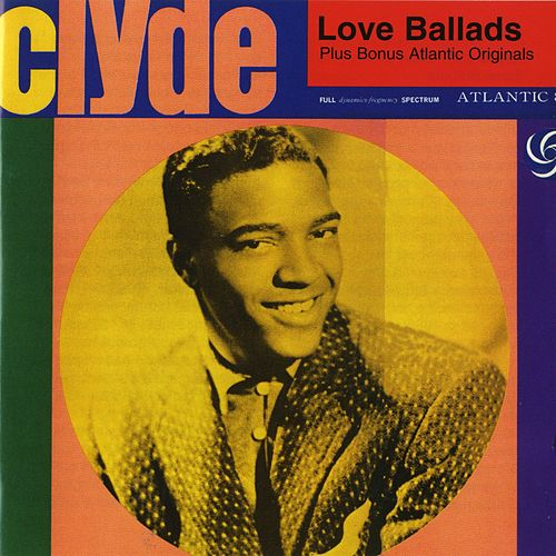 Love Ballads by Clyde McPhatter