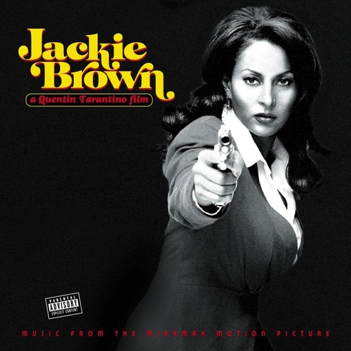 JACKIE BROWN - MUSIC FROM THE MIRAMAX MOTION PICTURE de Various Artists