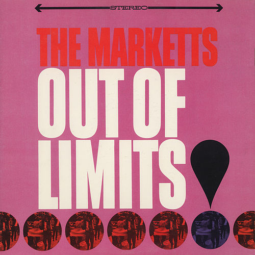 Out Of Limits! de The Marketts