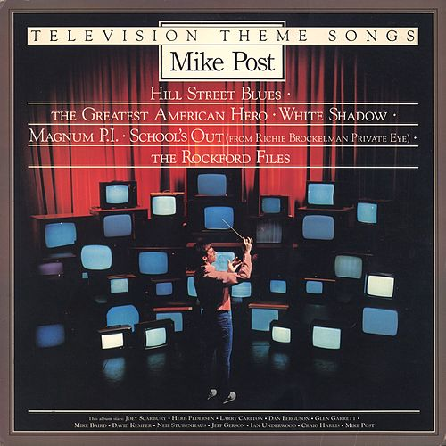 Theme From Hill Street Blues (Theme from Hill St  Blues) (LP