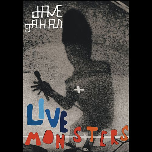 Live Monsters Digital Maxi by Dave Gahan