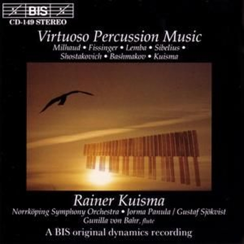 Virtuoso Percussion Music by Various Artists