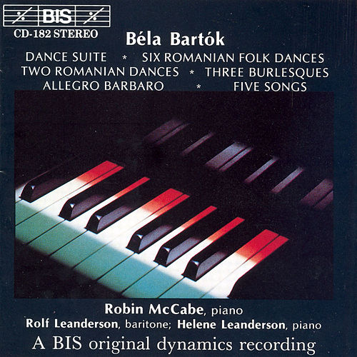 2 Romanian Dances, Op  8a, BB 56: II  Poco allegro by Bela Bartok