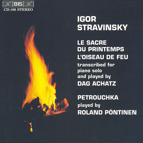 The Rite of Spring/The Firebird Suite de Igor Stravinsky