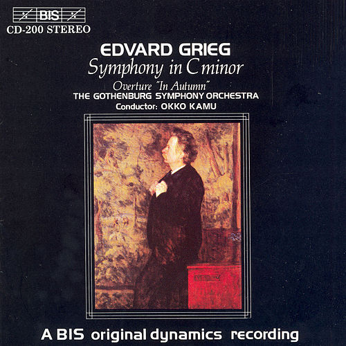 Symphony In C Minor/I Host (In Autumn) von Edvard Grieg