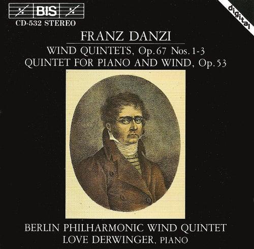 Wind Quintets, Vol. 1 von Franz Danzi